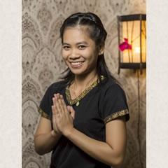 miss Pawantee Pansatian дипломированный специалист тайского массажа