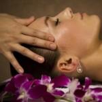 Тайский массаж лица / Face massage