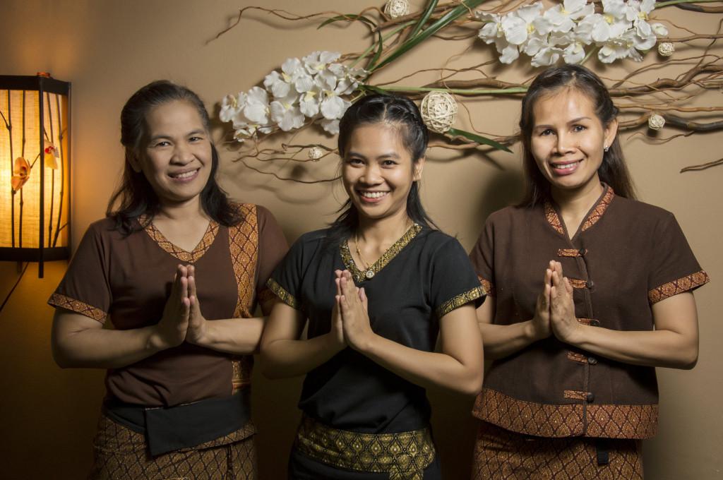 Мастера тайского массажа - салон Савади г. Киров